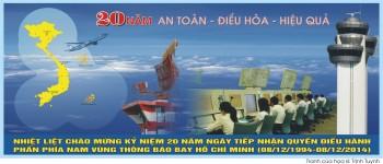 Kỷ niệm 20 năm giành FIR/Hồ Chí Minh
