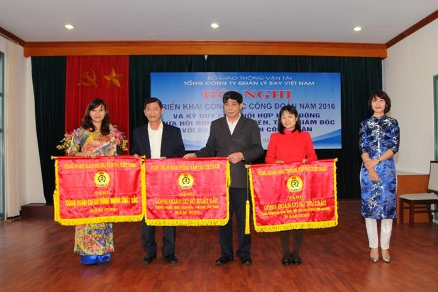 Danh hiệu - Thành tích của Công đoàn Tổng công ty Quản lý bay Việt Nam