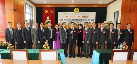 Ban Chấp hành Công đoàn Tổng công ty Quản lý bay Việt Nam