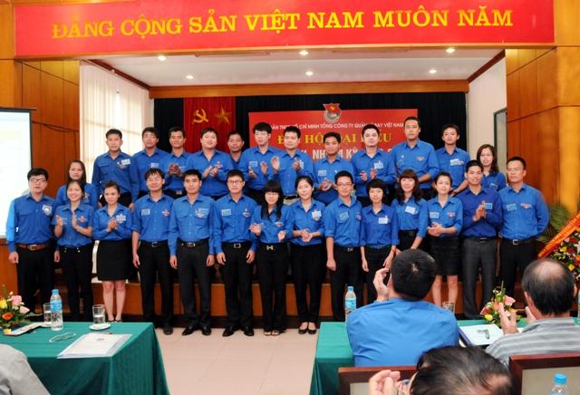 Ban Chấp hành Đoàn Thanh niên Cộng sản Hồ Chí Minh Tổng công ty