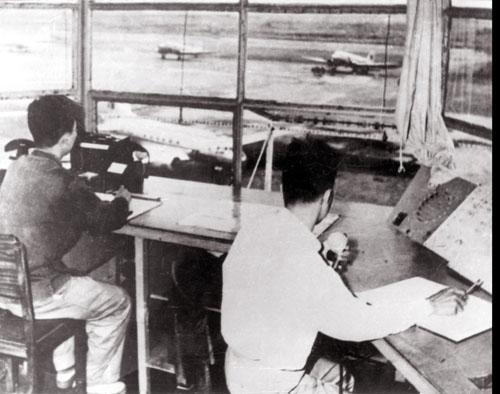 Lịch sử hình thành và phát triển của Tổng công ty Quản lý bay Việt Nam (Phần I)
