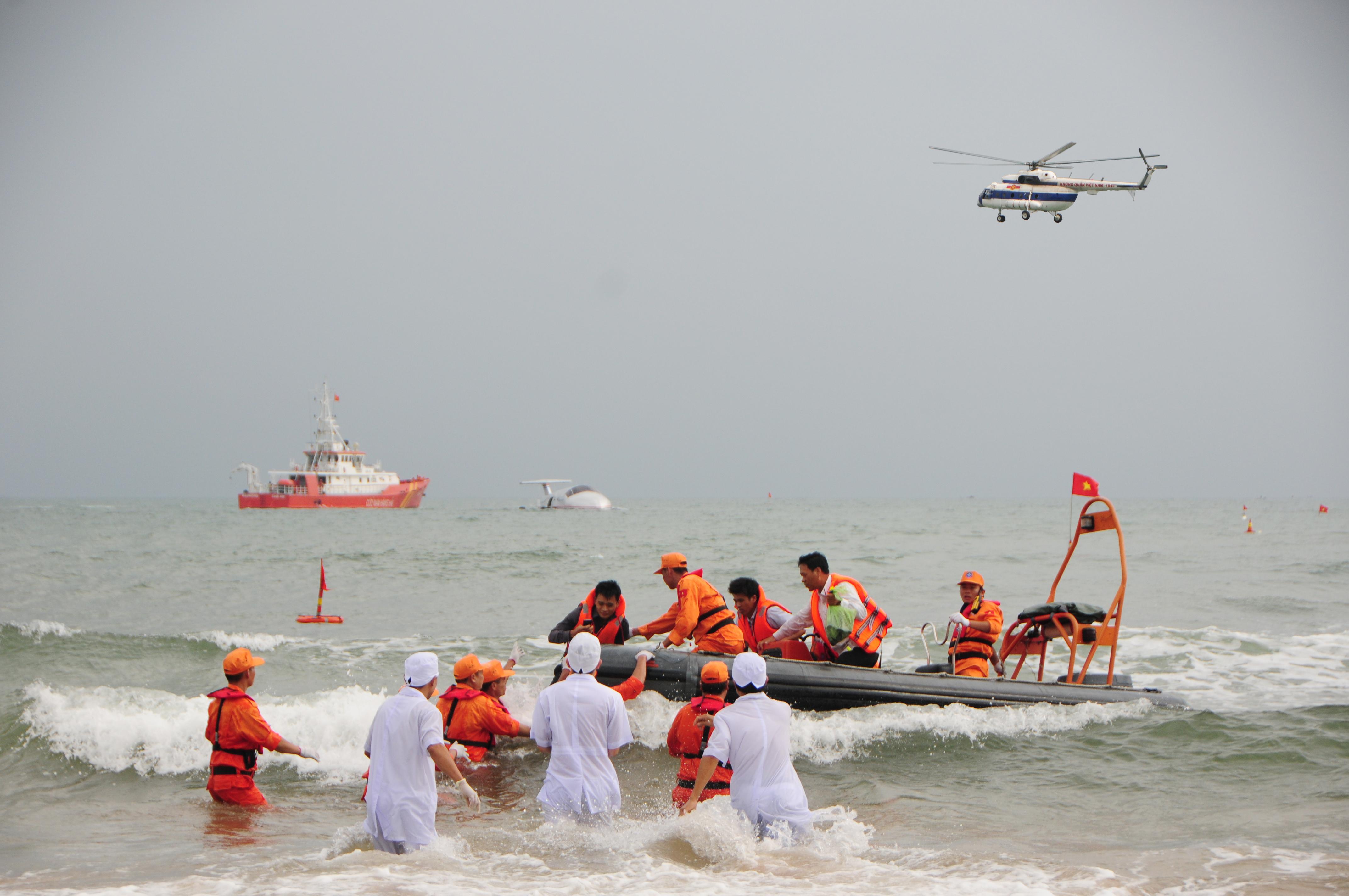 Giới thiệu về dịch vụ Tìm kiếm cứu nạn hàng không