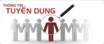 Thông báo tuyển dụng đợt 2 năm 2017