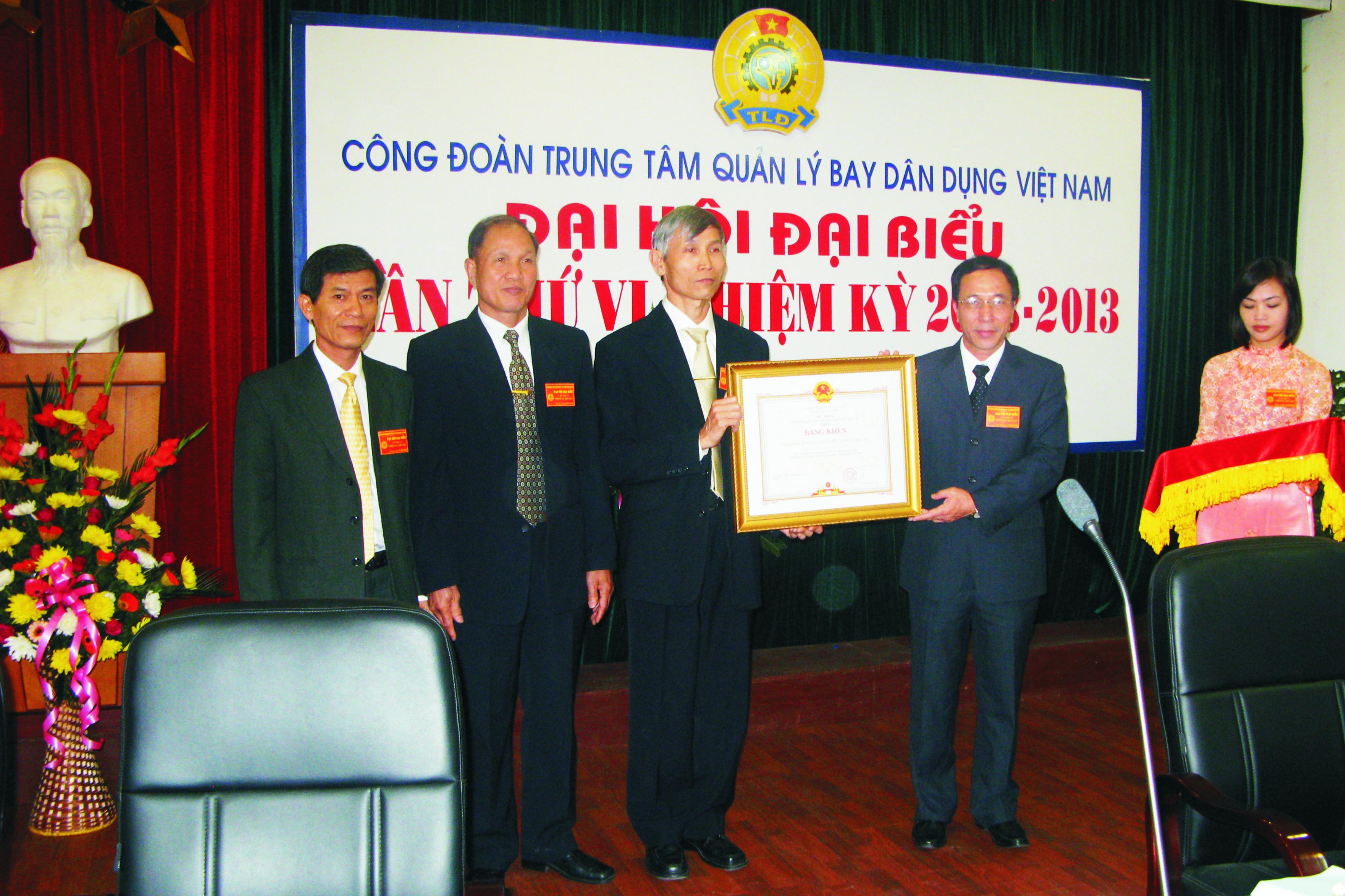 Quá trình hình thành và phát triển của Công đoàn Tổng công ty Quản lý bay Việt Nam - Phần II