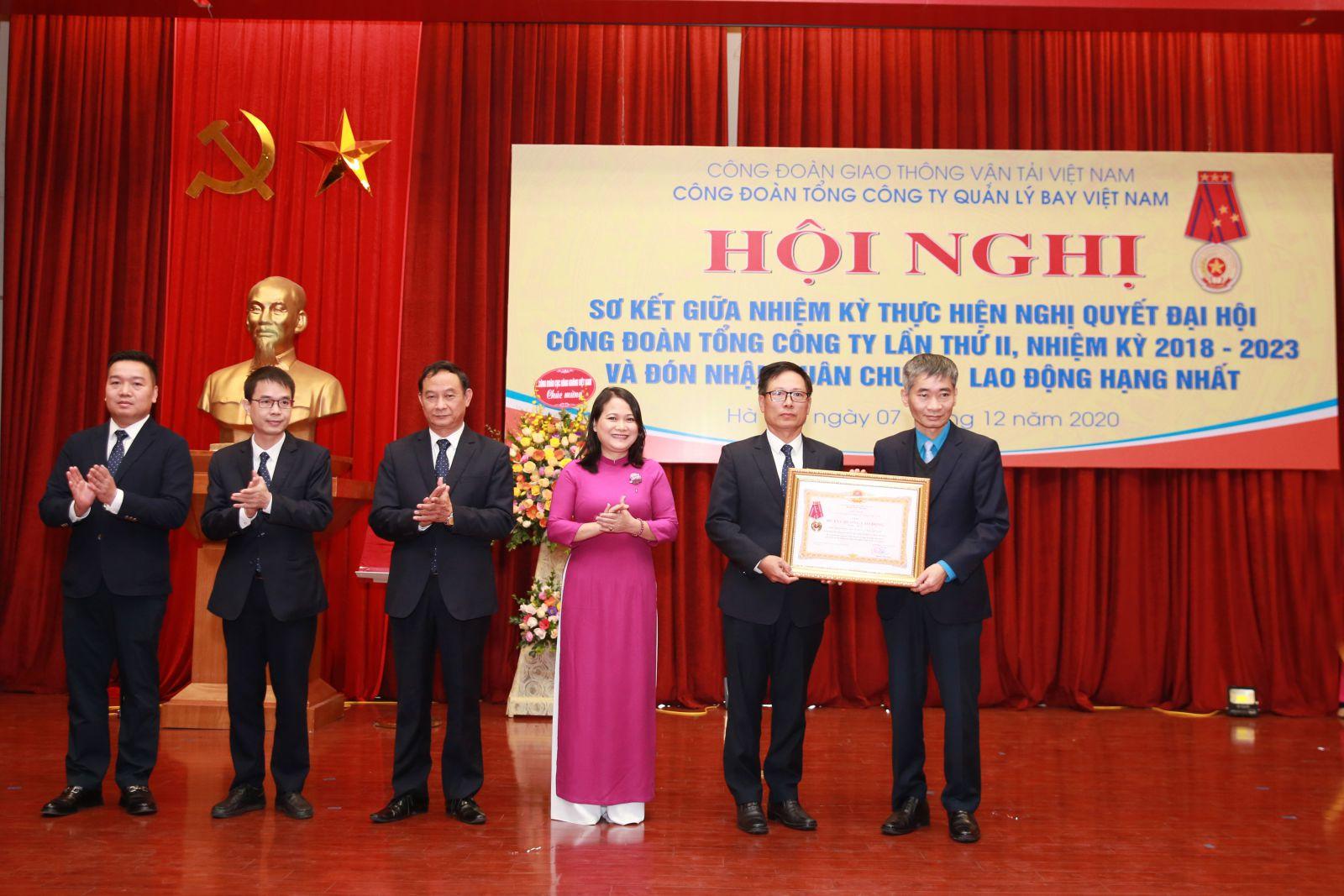 Quá trình hình thành và phát triển của Công đoàn Tổng công ty Quản lý bay Việt Nam - Phần III