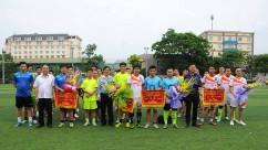 Giải bóng đá chào mừng 23 năm ngày thành lập Tổng công ty
