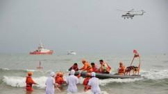 Tòan cảnh diễn tập tìm kiếm cứu nạn hàng không SAREX 2015