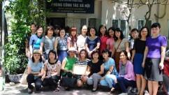 Chương trình Từ thiện tặng quà 1/6 tại Viện Nhi Trung ương