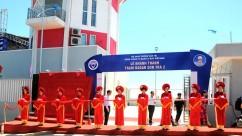 Son Tra 2 radar station inauguration ceremony