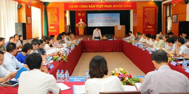 VATM: Hội nghị Tổng kết rút kinh nghiệm công tác kế hoạch và đầu tư