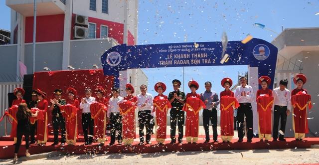 VATM: Khánh thành công trình xây dựng Trạm radar Sơn Trà
