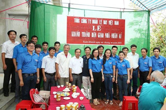 Quyên góp, ủng hộ Quỹ xã hội – từ thiện Công đoàn Giao thông vận tải Việt Nam năm 2016