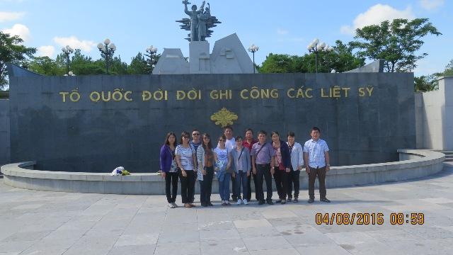 Công ty Quản lý bay miền Trung: Tiếp tục chuỗi hoạt động kỷ niệm 69 năm Ngày Thương binh - Liệt sĩ