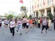 VATM: Tổ chức Giải chạy Báo Hà Nội mới lần thứ 43 – Vì hòa bình cấp Tổng công ty