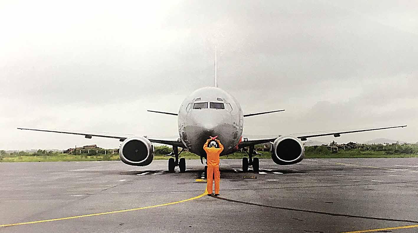 Phê duyệt Giáo trình đào tạo cấp chứng chỉ chuyên môn nhân viên Đánh tín hiệu tàu bay