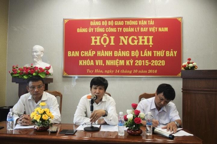 VATM tổ chức Hội nghị Ban Chấp hành Đảng bộ lần thứ bảy