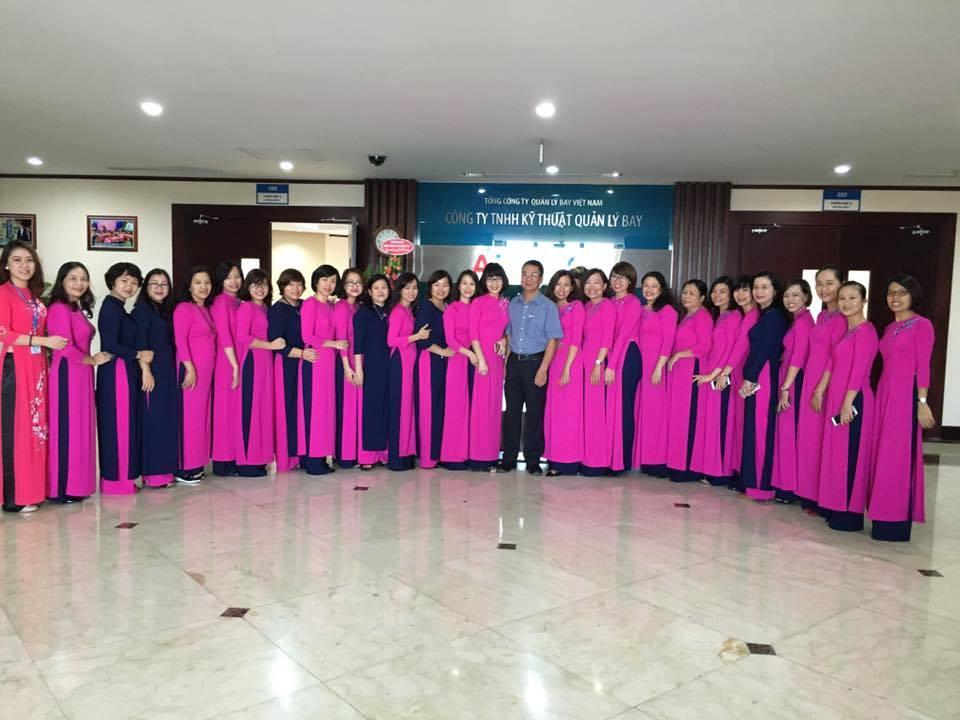VATM: Tưng bừng các hoạt động chào mừng Ngày Phụ nữ Việt Nam 20/10