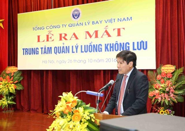 VATM: Tổ chức Lễ ra mắt Trung tâm Quản lý luồng không lưu