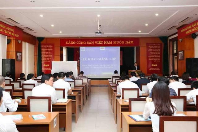 VATM: Tổ chức khóa bồi dưỡng nghiệp vụ Quản lý dự án đầu tư xây dựng công trình