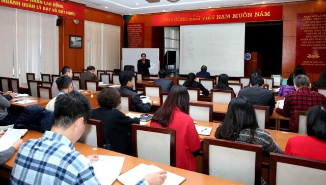 VATM: tổ chức khóa đào tạo kiến thức cơ bản ISO 9001:2015, xây dựng hệ thống tài liệu theo tiêu chuẩn ISO 9001:2015