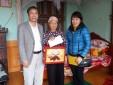 Thăm, chúc Tết các Mẹ Việt Nam anh hùng Tết Nguyên Đán 2017