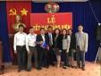 Công ty Quản lý bay miền Trung kết nạp đảng viên mới