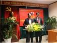 Trung tâm Quản lý luồng không lưu tổ chức Lễ trao tặng Huy hiệu 30 năm tuổi Đảng
