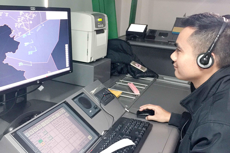 Huấn luyện phương thức khai thác SID/STAR RNAV1 tại Phòng không lưu, Công ty Quản lý bay miền Bắc