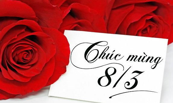 Chủ tịch Đinh Việt Thắng gửi thư chúc mừng nữ CNLĐ Tổng công ty nhân ngày Quốc tế Phụ nữ 8-3