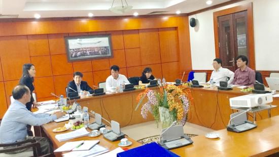 Hội nghị kiểm tra và quyết toán tài chính công đoàn năm 2016