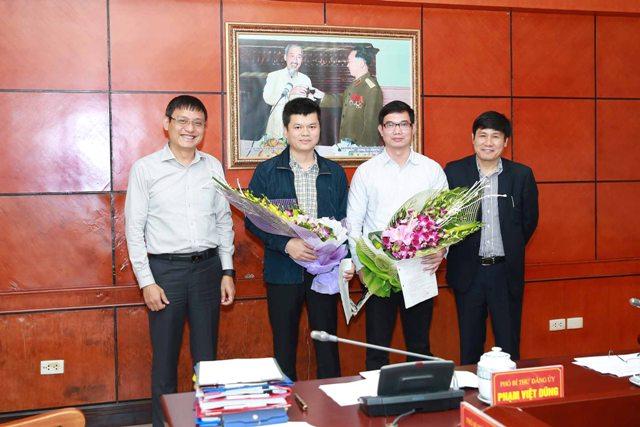 Đảng ủy VATM: Công bố Quyết định chỉ định tăng thêm Ủy viên Ban Chấp hành Đảng bộ Tổng công ty nhiệm kỳ 2015 - 2020