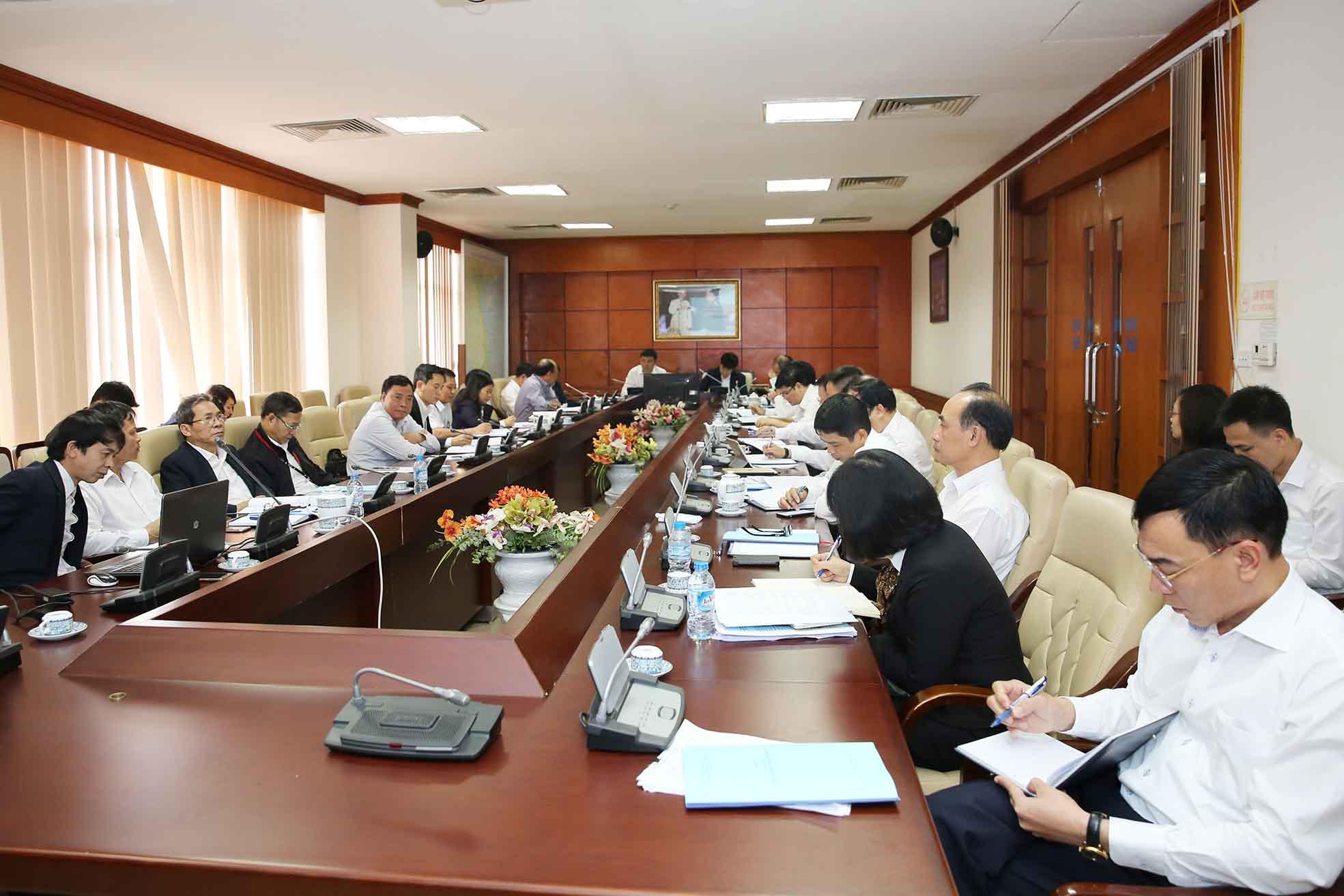 VATM: Hội nghị sơ kết công tác bảo đảm dịch vụ khí tượng hàng không