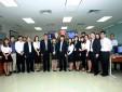 Lãnh đạo VATM đến thăm và chúc mừng cán bộ, nhân viên làm công tác khí tượng nhân ngày Khí tượng thế giới 23/3