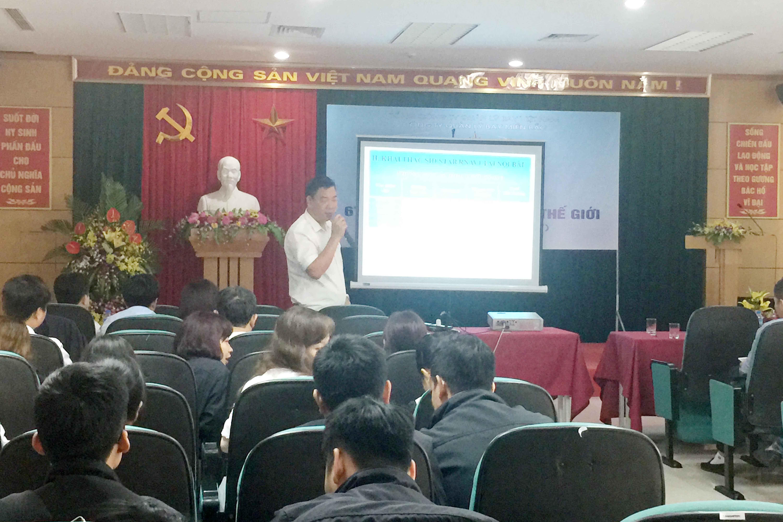 Trung tâm Kiểm soát đường dài Hà Nội tổ chức Hội thảo chuyên môn Quý I năm 2017
