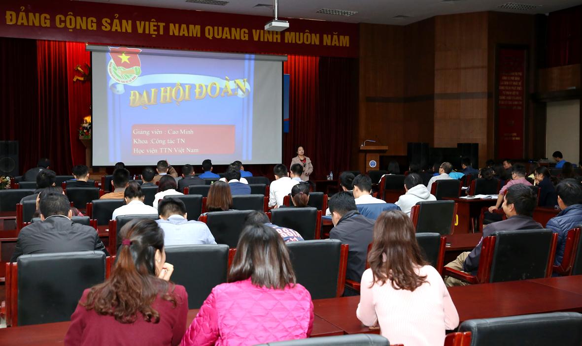 VATM: Tăng cường công tác quản lý nhà nước về thanh niên năm 2017