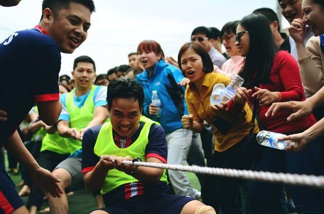 Công ty Quản lý bay miền Trung giao lưu thể thao, văn nghệ với các đơn vị đứng chân tại Đà Nẵng