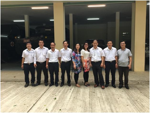 """Chi bộ Trung tâm Phối hợp tìm kiếm cứu nạn Hàng không tổ chức sinh hoạt chuyên đề về """"Học tập và làm theo tư tưởng, đạo đức, phong cách Hồ Chí Minh"""""""