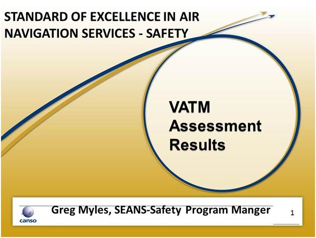 VATM: Đánh giá an toàn theo Chương trình SEANS-Safety của CANSO