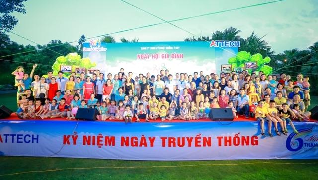 ATTECH phát động Cuộc thi viết bài nhân ngày truyền thống (22/7/2017)