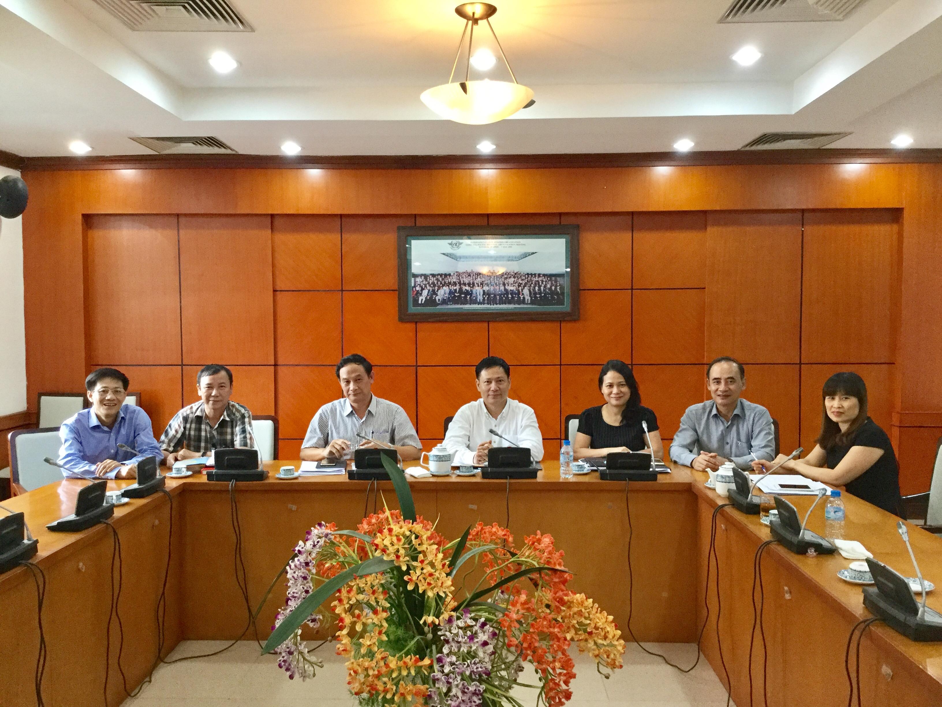 Hội nghị Thường vụ Công đoàn Tổng công ty mở rộng