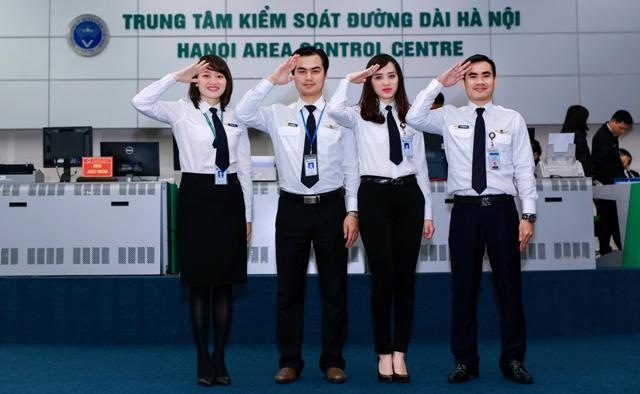 Hãy trở thành Kiểm soát viên không lưu, VATM  đồng hành cùng bạn hướng tới tuơng lai!