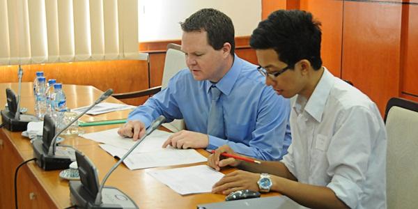 VATM: tuyển chọn học viên khu vực phía Bắc tham dự chương trình XHH đào tạo Kiểm soát viên không lưu