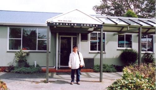 Christchurch – Nơi đào tạo huấn luyện viên Không lưu Việt Nam