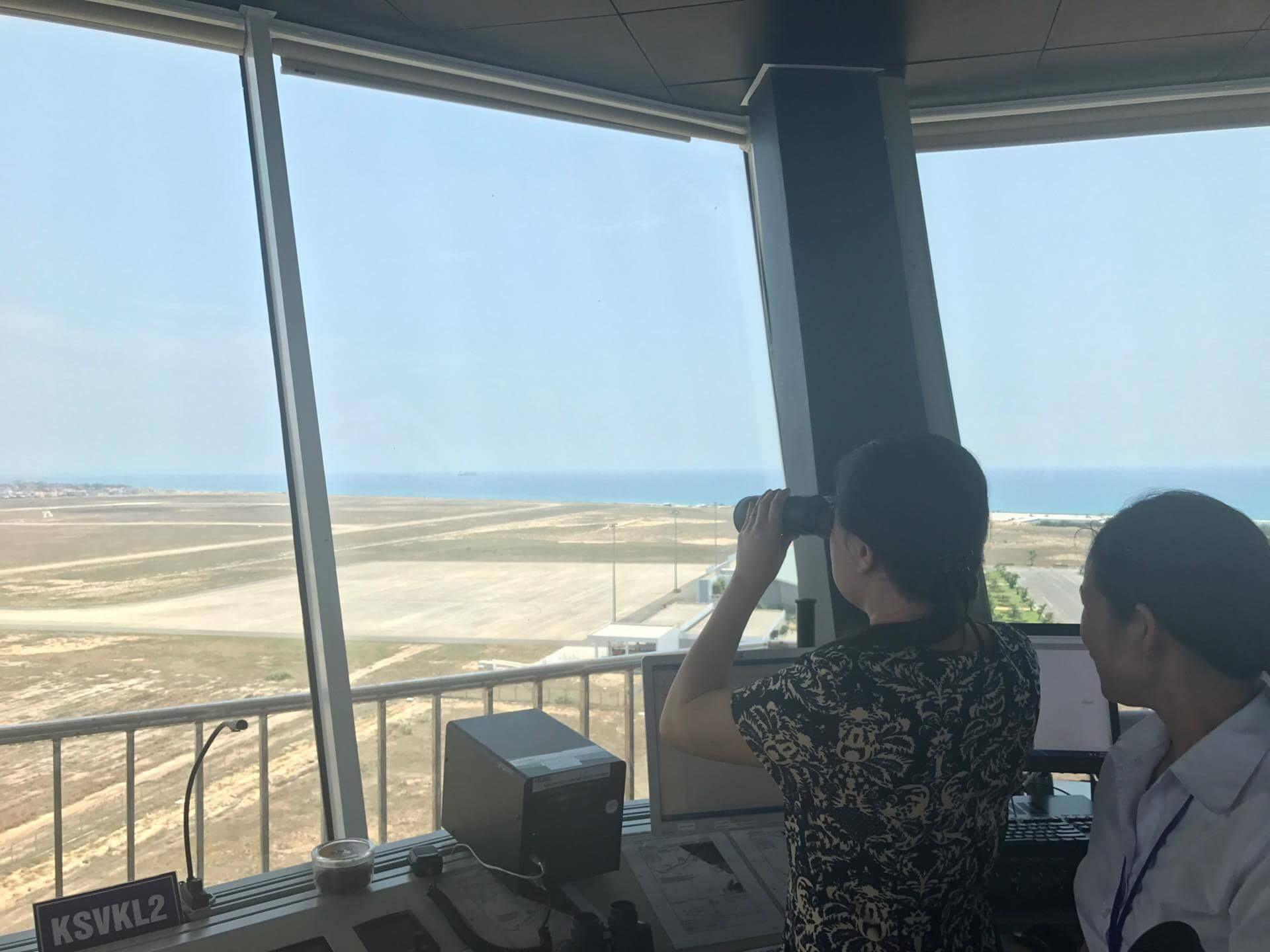 Tiếp nhận công tác dự báo cho sân bay Tuy Hòa và Cam Ranh từ Công ty Quản lý bay miền Trung về Công ty Quản lý bay miền Nam