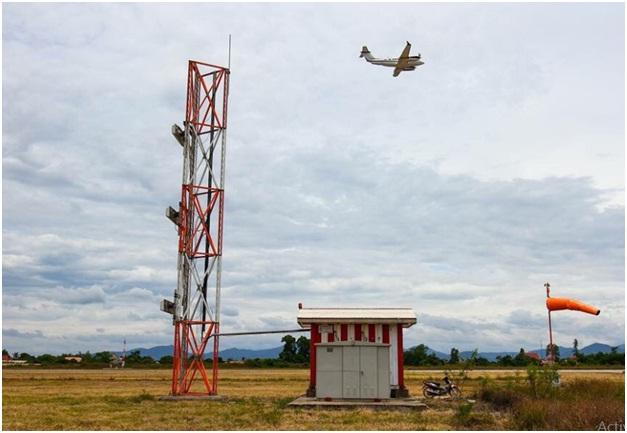 Đội bay kiểm tra hiệu chuẩn quyết tâm thực hiện tốt đợt bay lần 1 năm 2017 chào mừng Ngày thành lập Công ty