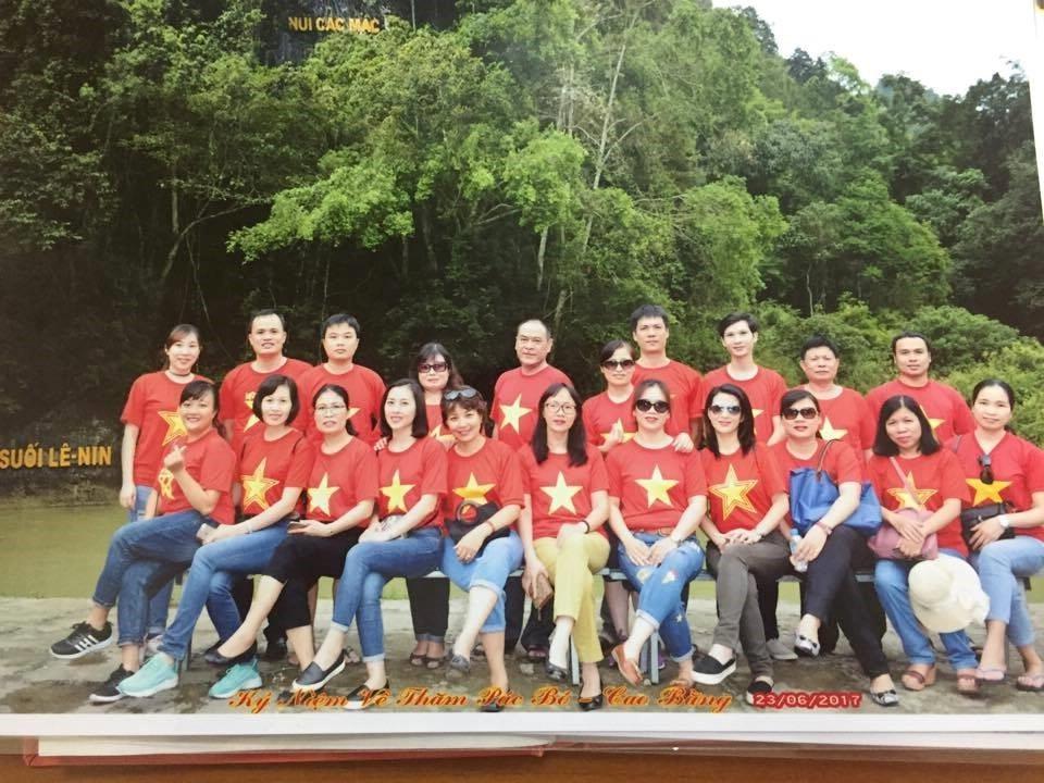 """Cao Bằng – Bắc Cạn điểm đến trong """"hành trình về nguồn"""" của Ban Tài chính Tổng công ty Quản lý bay Việt Nam"""