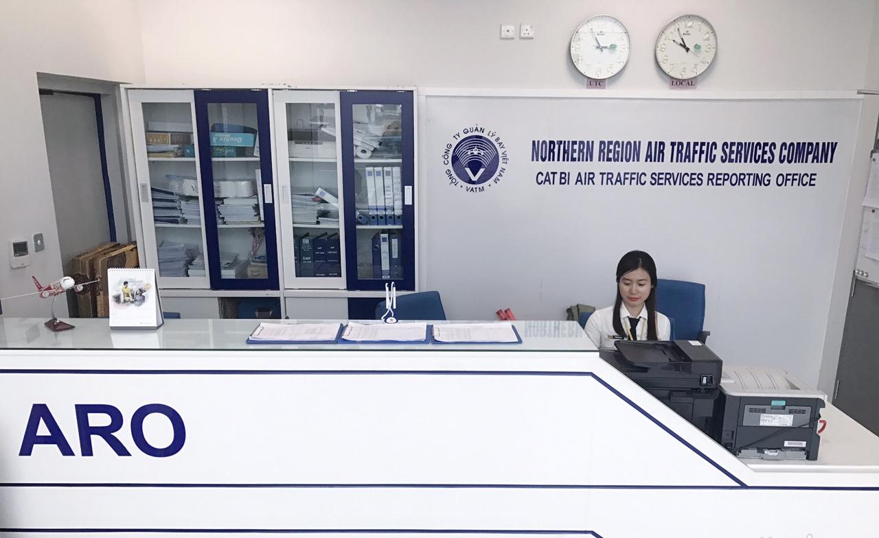 Triển khai mở rộng quy trình thủ tục bay từ xa cho các chuyến bay khởi hành trong khu vực trách nhiệm của Công ty Quản lý bay miền Bắc