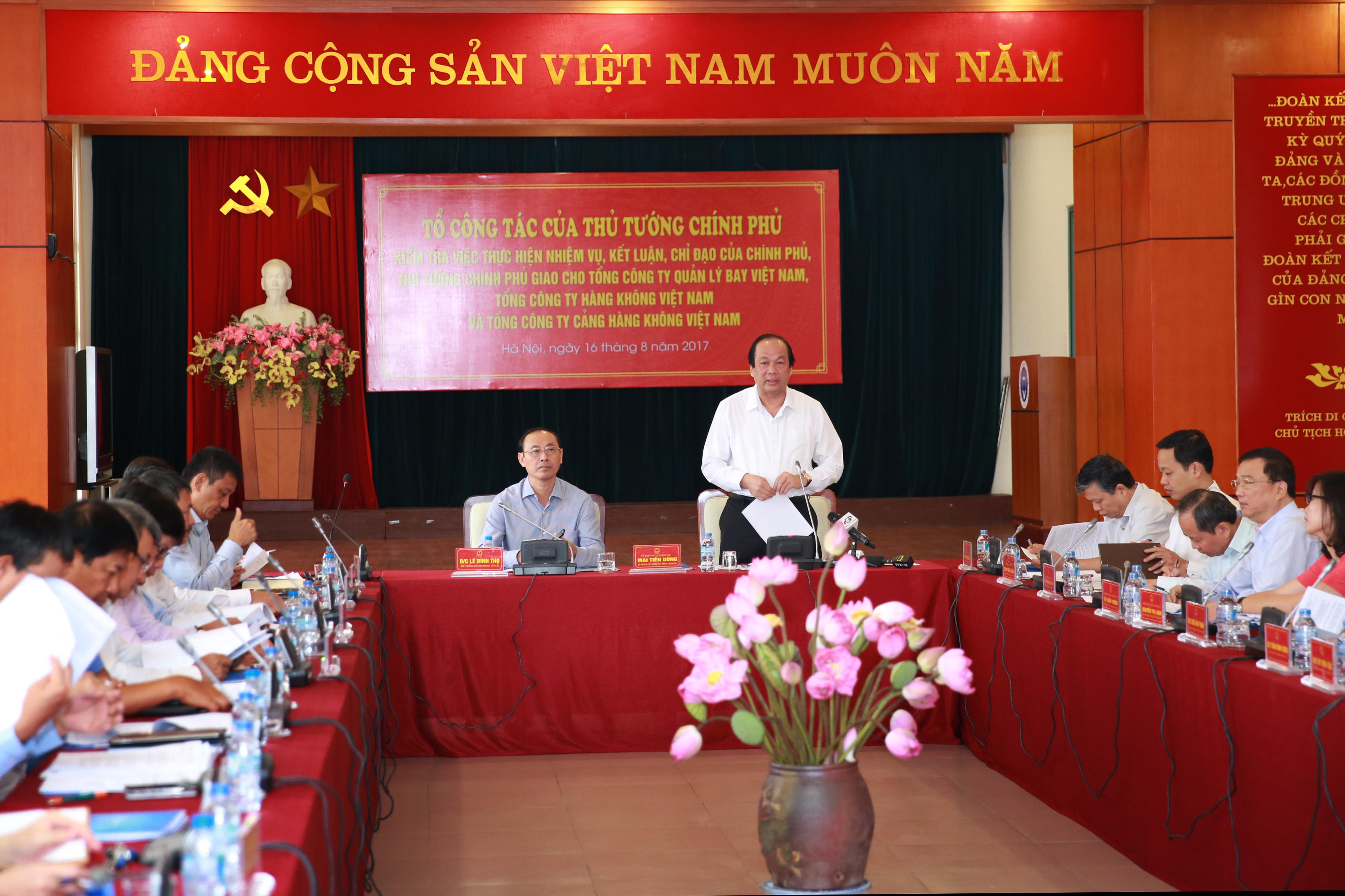 VATM đã hoàn thành 30/31 nhiệm vụ do Chính phủ và Thủ tướng giao