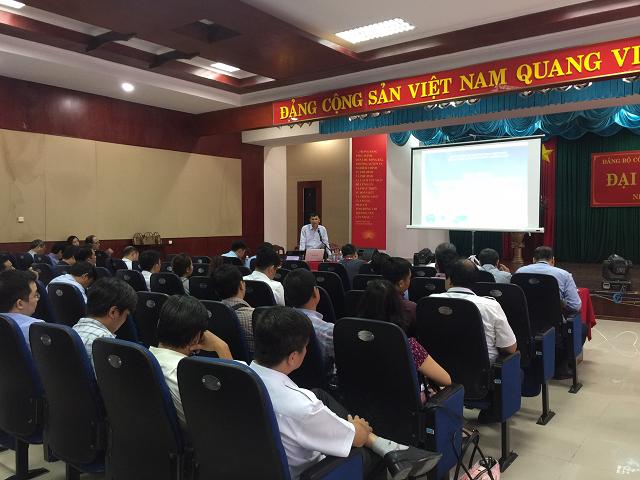 Trung tâm Quản lý luồng không lưu tổ chức  Hội thảo về công tác Quản lý luồng không lưu tại khu vực phía Nam
