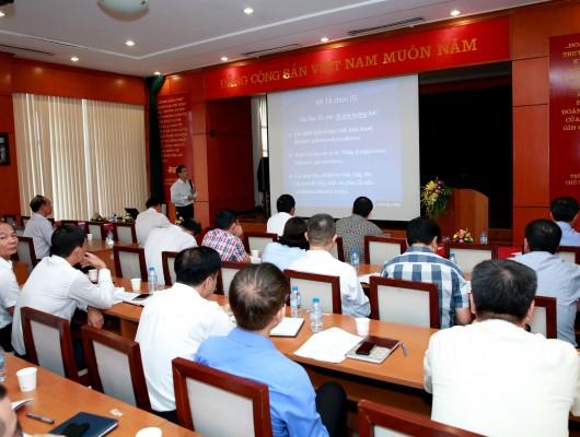 VATM: Tổ chức huấn luyện nâng cao về SMS và Phổ biến nâng cao văn hóa an toàn